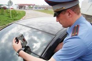 Принципиальные любители тонировки из Брянска угодили на трое суток под арест