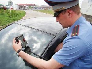 Брянские госавтоинспекторы за три дня поймали 160 любителей автотонировки