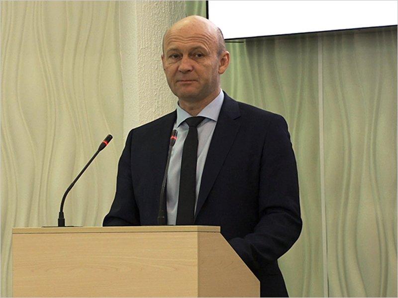 Александр Коробко покинул пост заместителя губернатора Брянской области