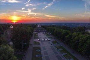 Парк имени 1000-летия Брянска стал самым популярным местом в летние выходные – данные BigData