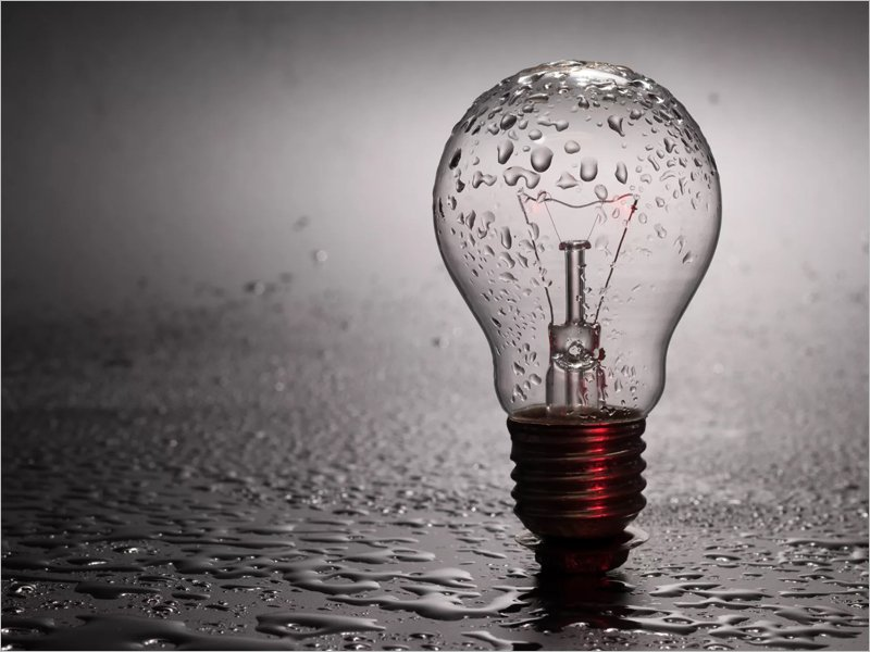 В ночь на 30 июля гроза отключила электроснабжение Новозыбкова и Злынковского района