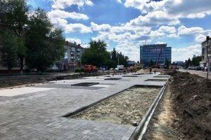 На три объекта «Городской среды» в Брянске в этом году выделено почти 98 млн. рублей
