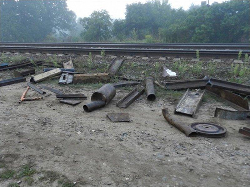Железнодорожные металловоры из Красного Рога приговорены к условным срокам