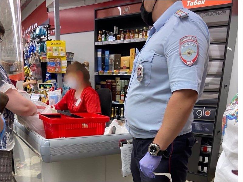 Магазин «Магнит» в Бежице пойман на продаже алкоголя несовершеннолетним