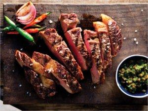 Вкусная «Ода к Радости»: что есть правильный ростбиф из брянской говядины