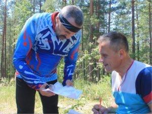 Брянские ориентировщики в июле провели уже три старта на «Зелёных полигонах»