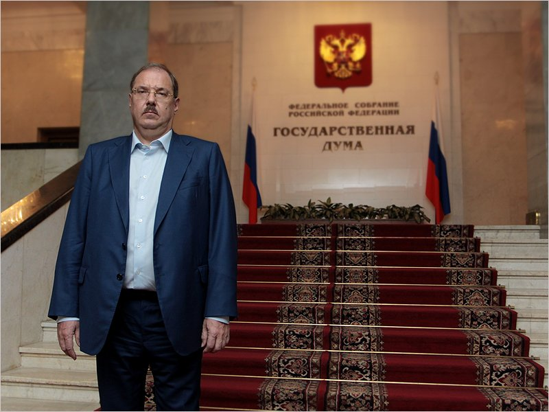 Борис Пайкин будет назначен на пост главы комитета Госдумы по молодёжи, туризму и спорту