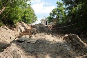 К центральному пляжу в Брянске построят монументальную лестницу