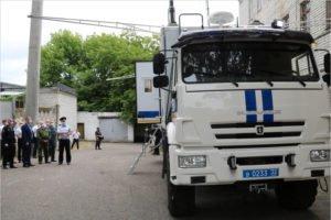 В Брянской области освобождены заложники в погарском ФОКе. С помощью узла связи