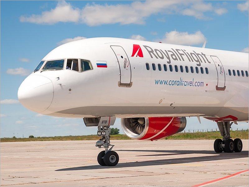 Запрет на международные полеты продлён до 1 августа