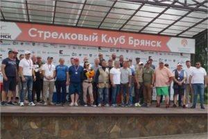 В Брянске соревновались стрелки из 15 городов России и Белоруссии