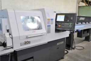 Брянский завод «Термотрон» запустил в своих цехах сразу два новейших станка