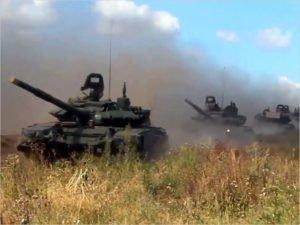 Дислоцированные в Клинцах и Почепе войсковые части принимают участие во внезапной проверке войск