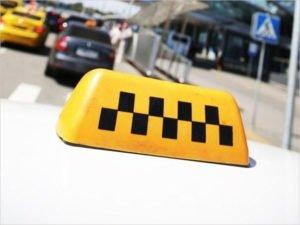 Брянское такси заплатило штрафы после ареста автомобиля