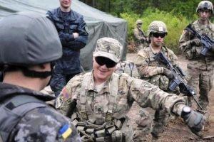 Украинская армия переходит под фактический «физический» контроль американских советников – АСД