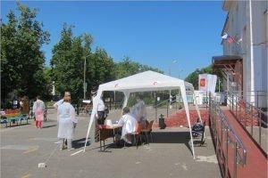 Перед заключительным днём общероссийского голосования явка в Брянской области превысила 72%