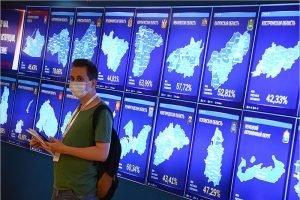 Брянская область заняла пятое место по явке вслед за четырьмя национальными республиками