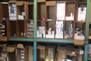 Брянская полиция «накрыла» контрафактную партию табака на 22 миллиона