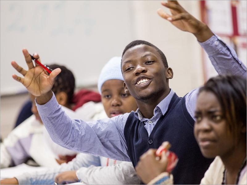 Брянские власти вновь разрешили обучение африканских студентов в местных вузах