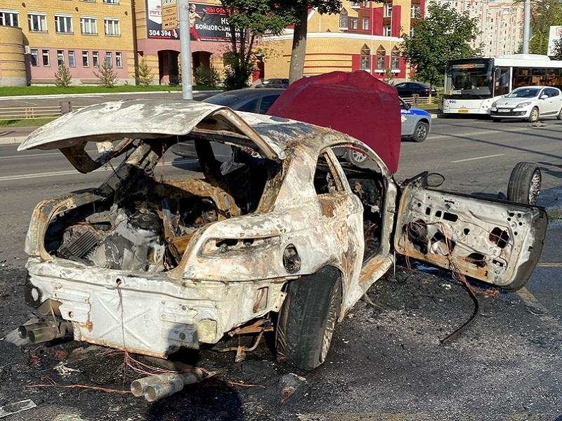 Брянская прокуратура взяла на контроль расследование уголовного дела по факту «огненного» ДТП на Кургане