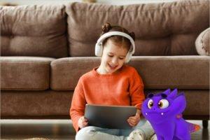 «Ростелеком» выложил на детской интерактивной платформе более 2000 детских аудиокниг из каталога «ЛитРес»