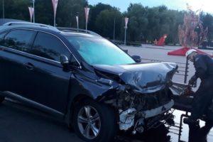 Суд продлил содержание под стражей 19-летнему водителю, устроившему смертельное ДТП на Кургане Бессмертия в Брянске
