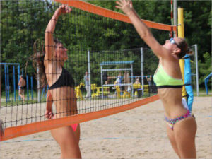 Брянские волейболистки стали третьими на турнире в Липецкой области