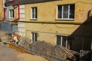 В Брянске сданы четыре из десяти запланированных дворов