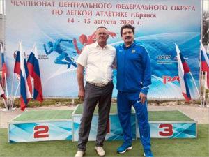 Брянская «Десна» признана одним из лучших легкоатлетических стадионов страны