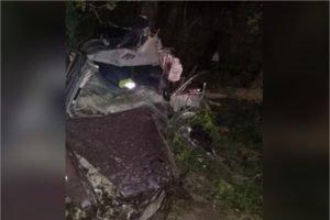 Под Трубчевском легковушка врезалась в дерево, погибли два человека
