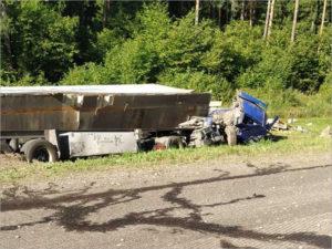 Пьяный водитель, спровоцировавший ДТП с гибелью дальнобойщика, предстанет перед судом