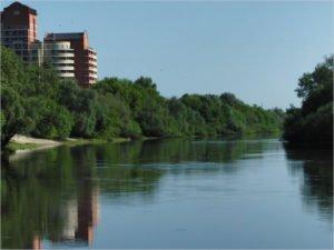 В Брянске будет расчищено 18 гектаров акватории Десны