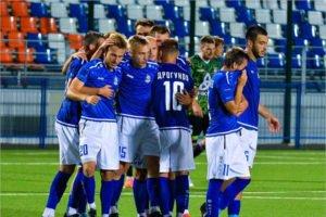 Брянское «Динамо» вышло в групповой этап Кубка России