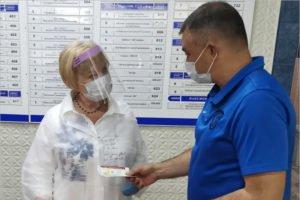 Брянское «Динамо» вручает бесплатные билеты на домашний матч врачам
