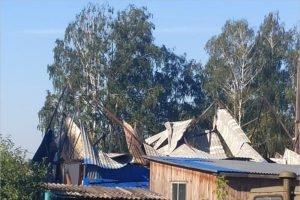 В посёлке Локоть сгорел мини-завод предпринимателя Михаила Чудопала