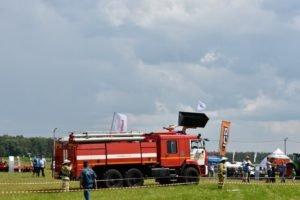 Брянским добровольным пожарным будет выделено 700 тыс. рублей