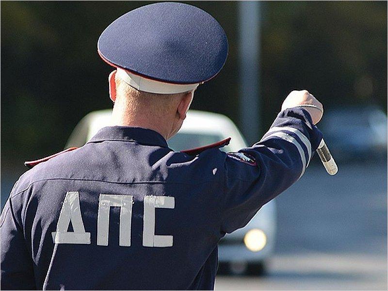 Дорожная полиция в Брянске будет отлавливать водителей, возвращающихся с шашлыков