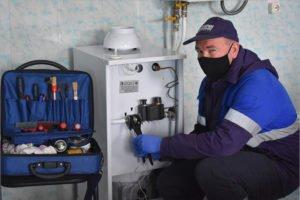Брянские газовики просят жителей впускать специалистов с удостоверениями в квартиры