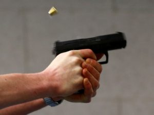 В Новых Дарковичах гражданин устроил стрельбу со смертельным исходом