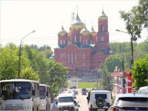 Новый кафедральный собор в Клинцах открывает двери для верующих 1 сентября