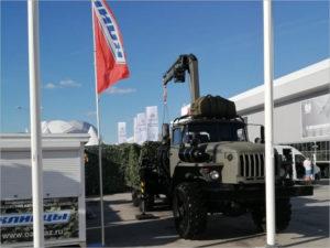 Клинцовские краностроители участвуют в «Армии-2020»
