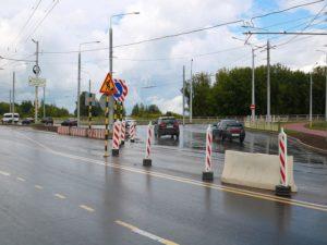 В Брянске готовность улицы Советской превышает 90%