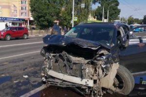 Сбежавший водитель Lexus сам вышел на связь с брянской полицией – СМИ
