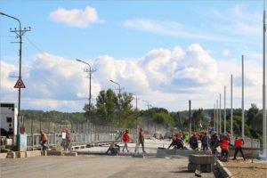 В пятницу на полдня в Брянске будет перекрыто движение по Литейному мосту