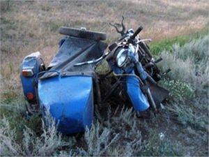 Мотоциклист в карачевской деревне наехал на стоящего пешехода
