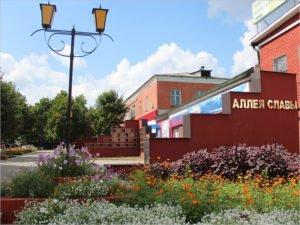 На Аллее воинской славы в Новозыбкове появятся два новых имени