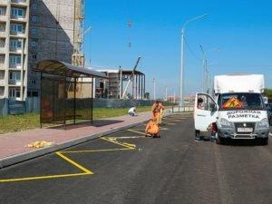 В Брянске транспортная доступность новой городской школы будет обеспечена 43-й маршруткой