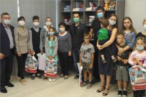 «Собери ребёнка в школу»: в брянской школе №18 оборудован кабинет для первоклассников