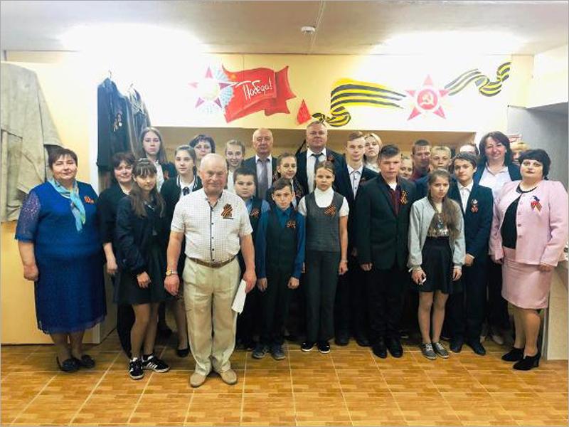 Стародубский школьный музей стал лауреатом всероссийского конкурса проекта «Историческая память»