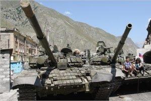 Двенадцатая годовщина Пятидневной войны. В России вспоминают жертв конфликта в Южной Осетии
